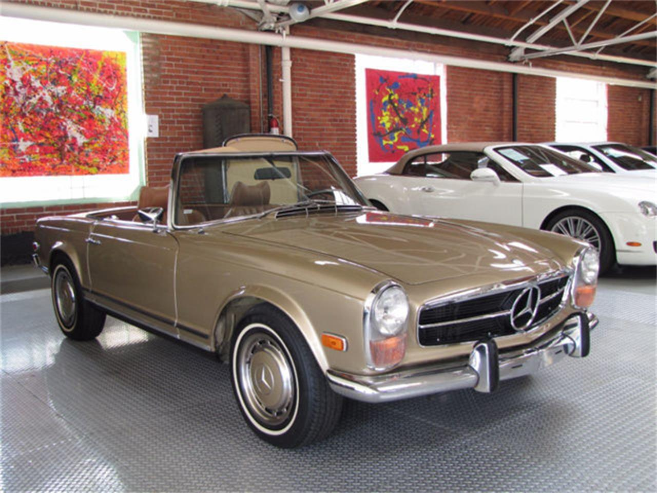 Large Picture of '71 280SL located in California - $78,750.00 Offered by JEM Motor Corp. - J9KB