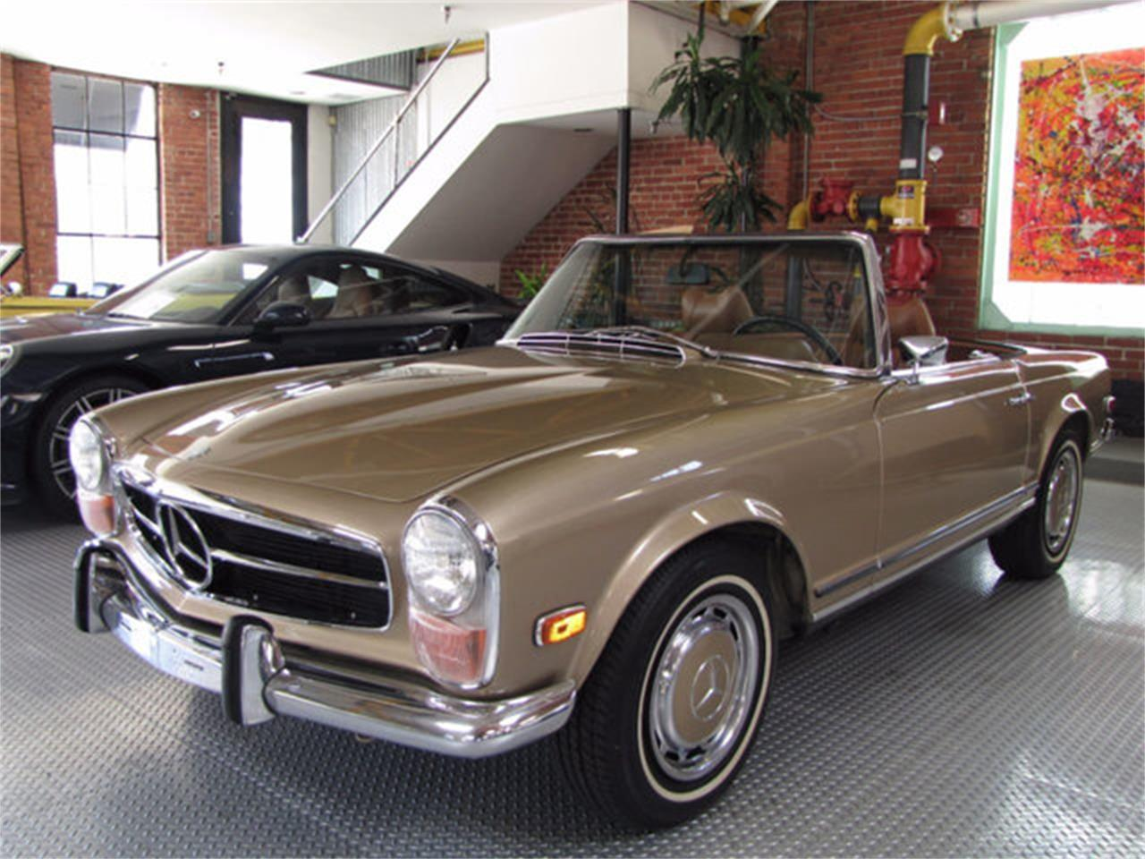 Large Picture of '71 280SL located in Hollywood California - J9KB