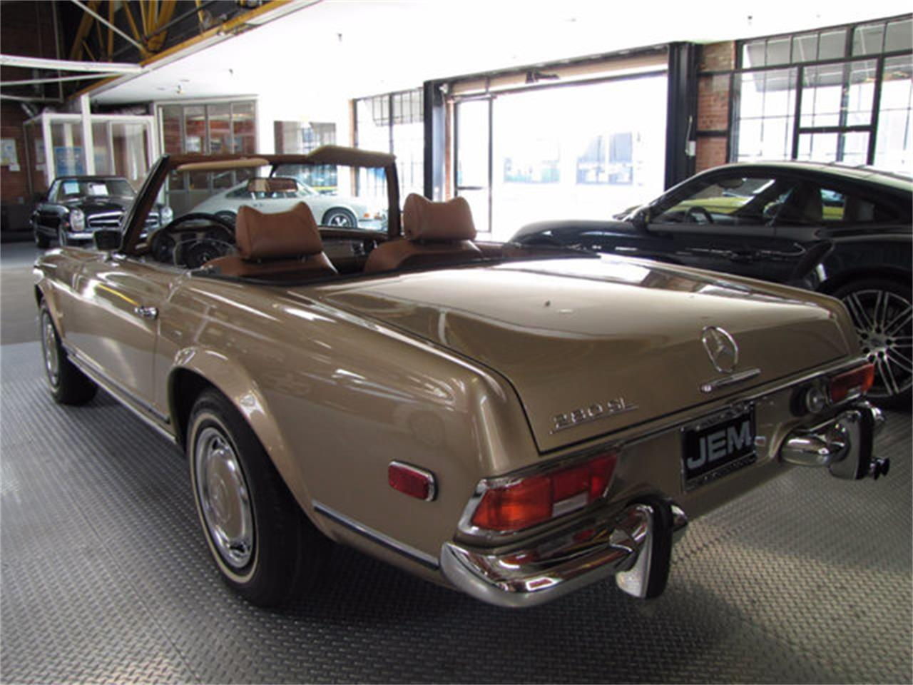 Large Picture of Classic 1971 Mercedes-Benz 280SL - $78,750.00 - J9KB
