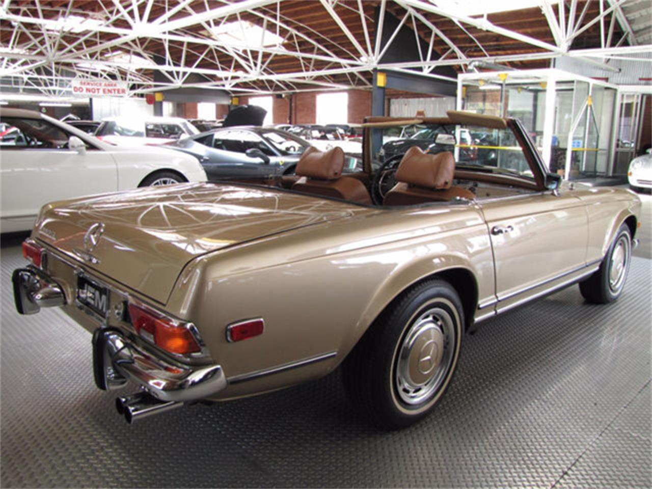 Large Picture of '71 Mercedes-Benz 280SL located in Hollywood California - $78,750.00 Offered by JEM Motor Corp. - J9KB