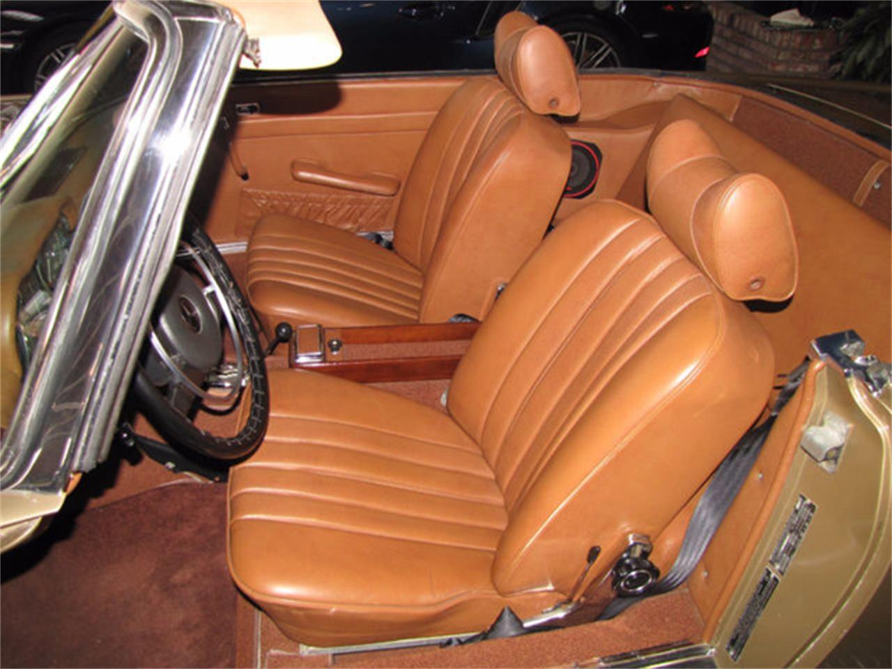 Large Picture of Classic 1971 Mercedes-Benz 280SL Offered by JEM Motor Corp. - J9KB