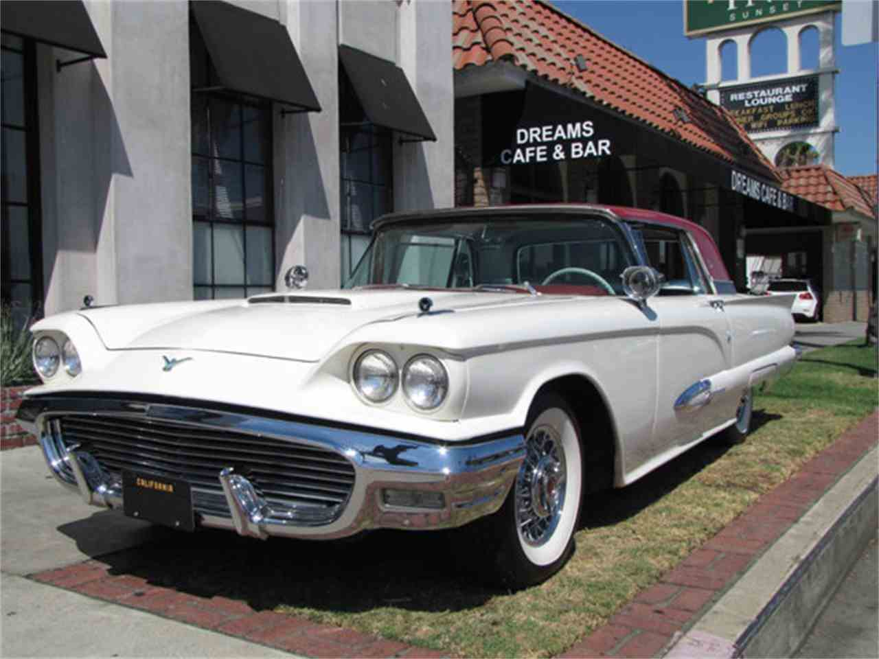 Large Picture of '59 Thunderbird located in California - $24,900.00 Offered by JEM Motor Corp. - J9KE