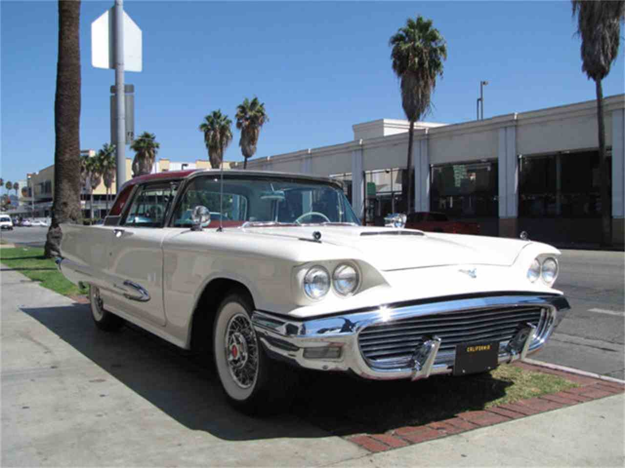 Large Picture of Classic 1959 Ford Thunderbird - J9KE