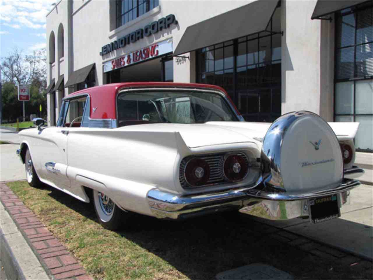 Large Picture of 1959 Ford Thunderbird located in Hollywood California - $24,900.00 Offered by JEM Motor Corp. - J9KE