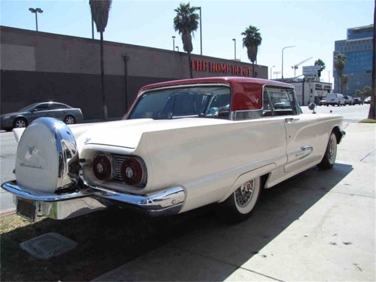 Large Picture of 1959 Ford Thunderbird located in Hollywood California - $24,900.00 - J9KE