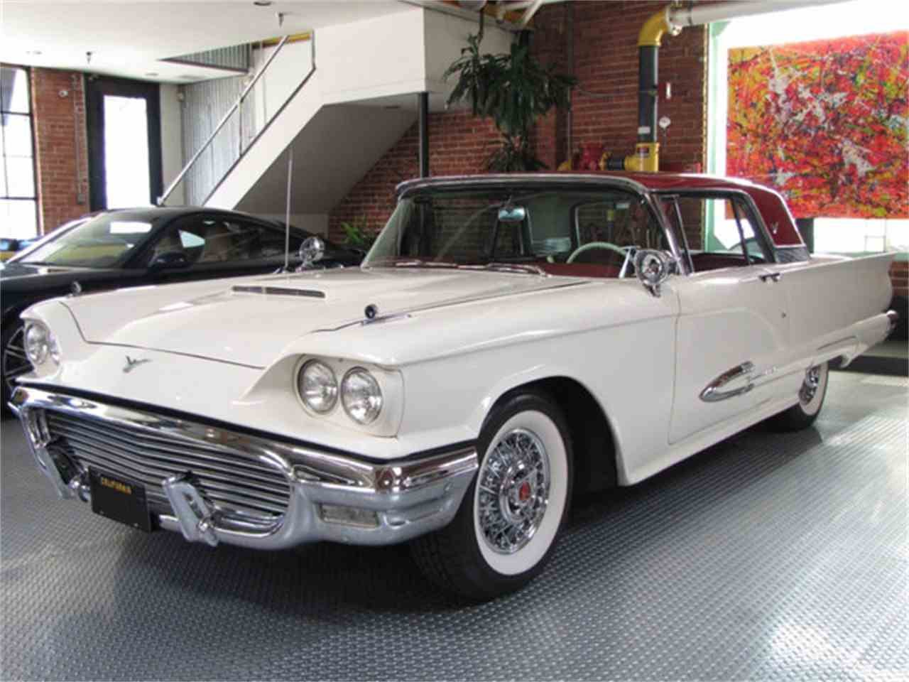 Large Picture of Classic 1959 Thunderbird Offered by JEM Motor Corp. - J9KE