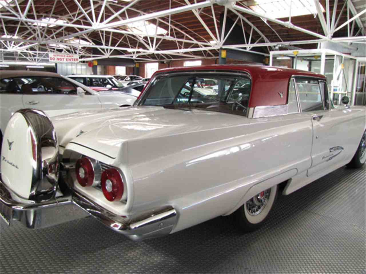 Large Picture of Classic '59 Ford Thunderbird located in Hollywood California - $24,900.00 - J9KE