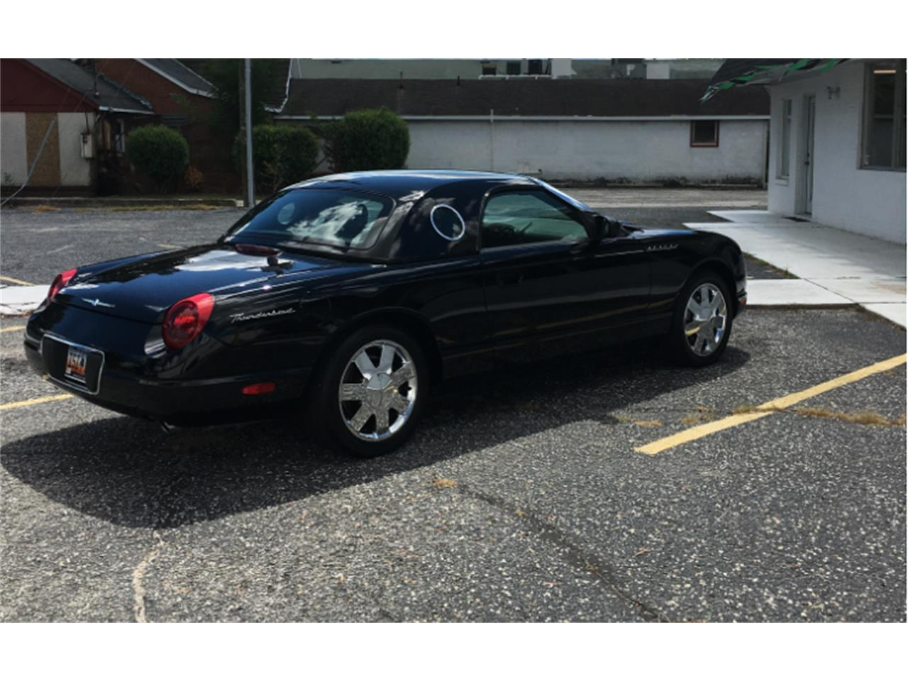 Large Picture of '02 Thunderbird - J9KJ