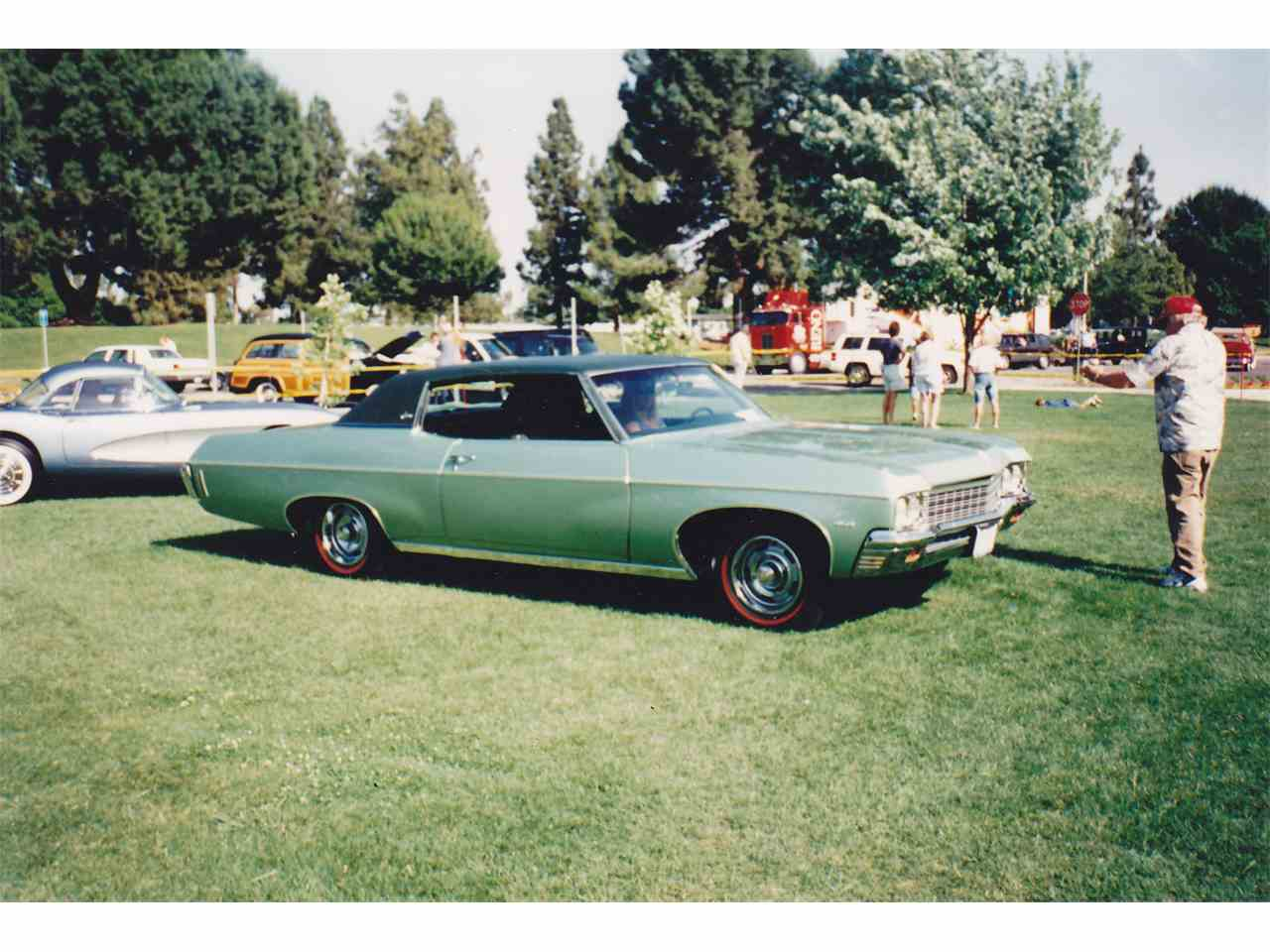 Large Picture of '70 Caprice - J9KO