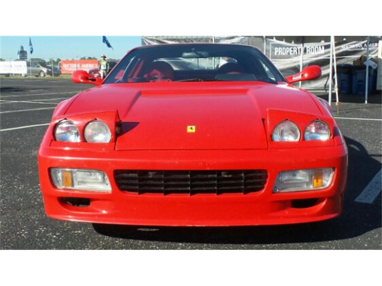 1984 Pontiac Fiero Gt 512 Tr Ferrari Kit Car For Sale Classiccars Large Picture Of 84 Located In Indiana
