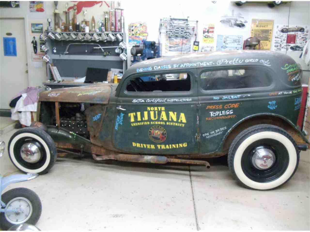 Large Picture of '34 Rat Rod - J3GB