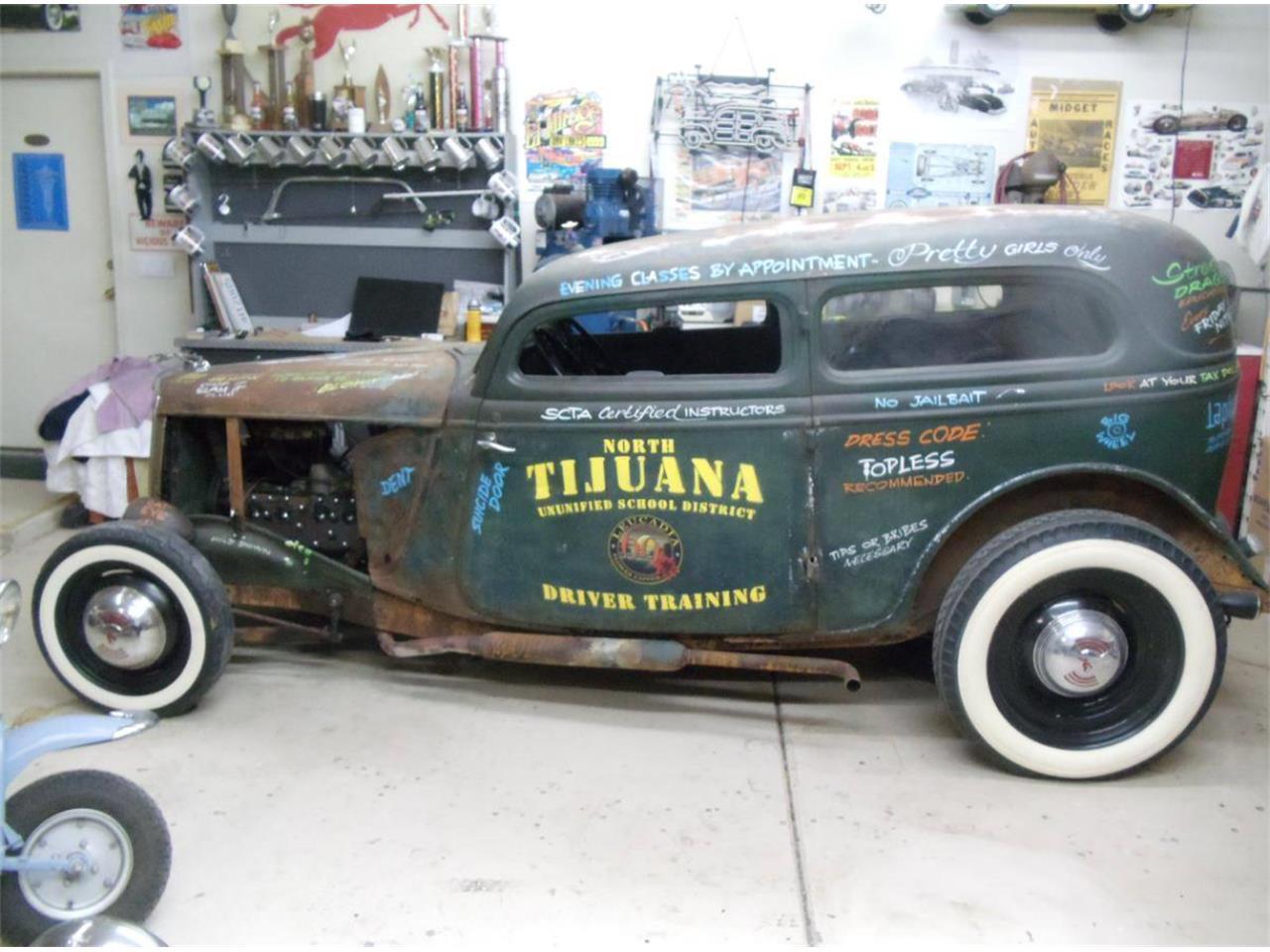 1934 Ford Rat Rod for Sale | ClassicCars.com | CC-890939