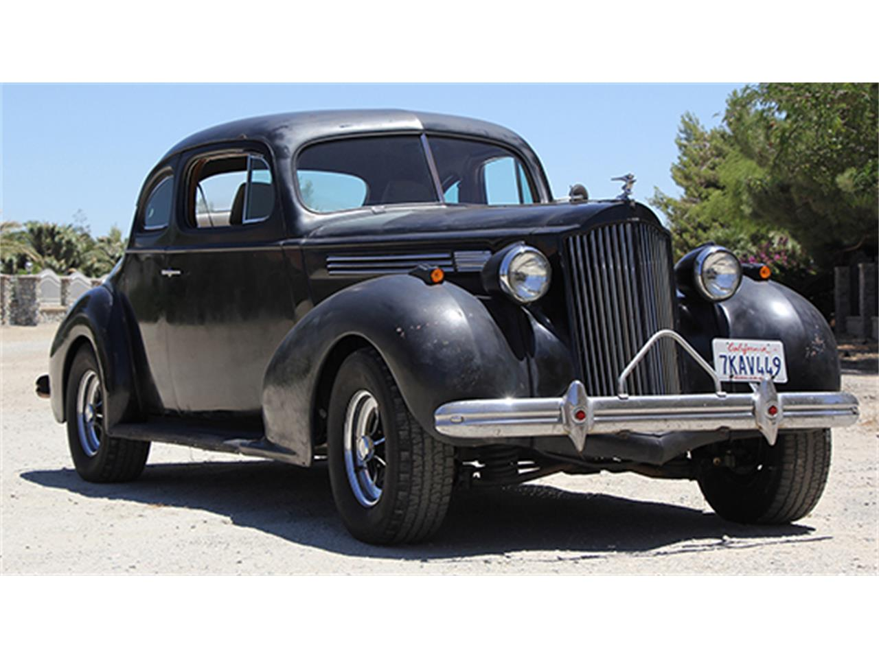 1939 Packard One-Twenty Restomod Club Coupe for Sale | ClassicCars