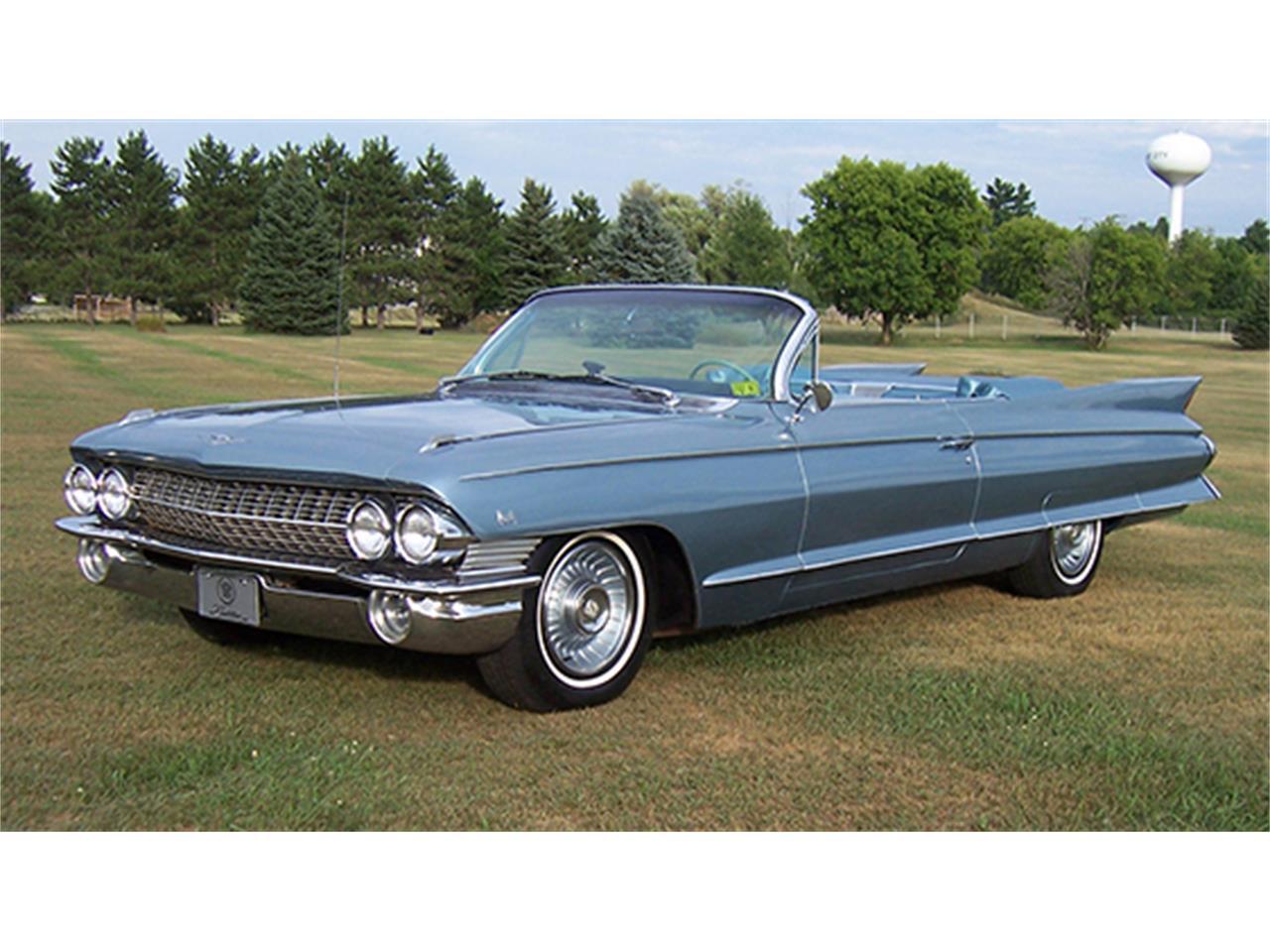 1961 Cadillac Eldorado Biarritz Convertible For Sale Classiccars El Dorado Large Picture Of 61 Ja6l