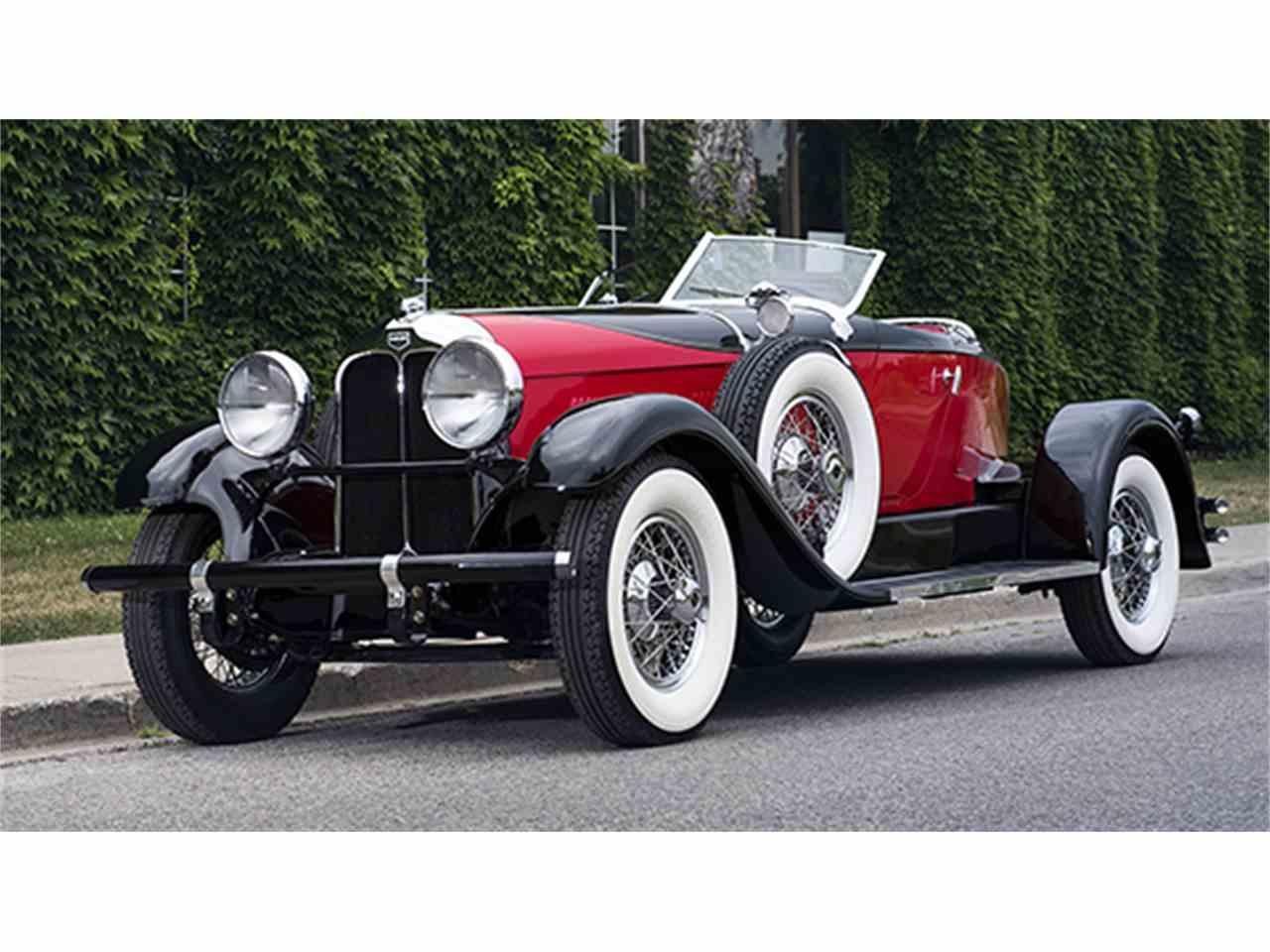 1929 auburn speedster for sale cc 899702. Black Bedroom Furniture Sets. Home Design Ideas