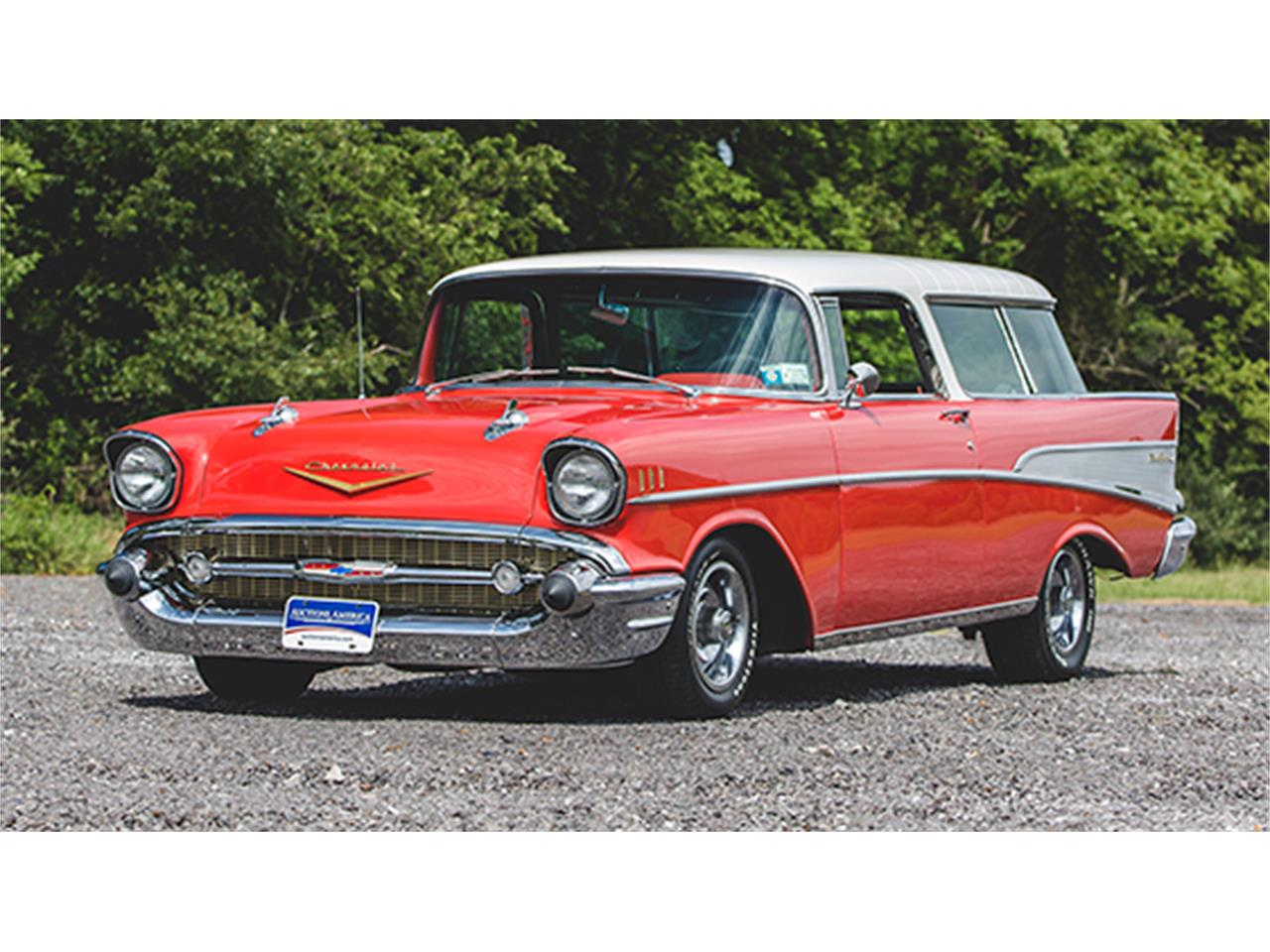1957 Chevrolet Bel Air Nomad Station Wagon For Sale Classiccars Chevy Large Picture Of Located In Auburn Indiana Ja8c