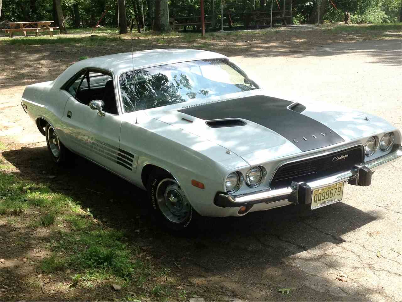 Large Picture of '74 Challenger - JAE9