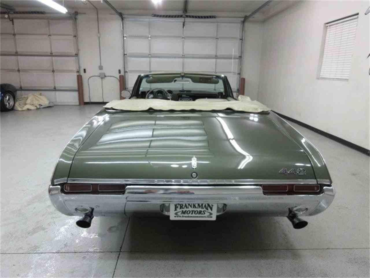 Large Picture of '68 Cutlass - JAEA