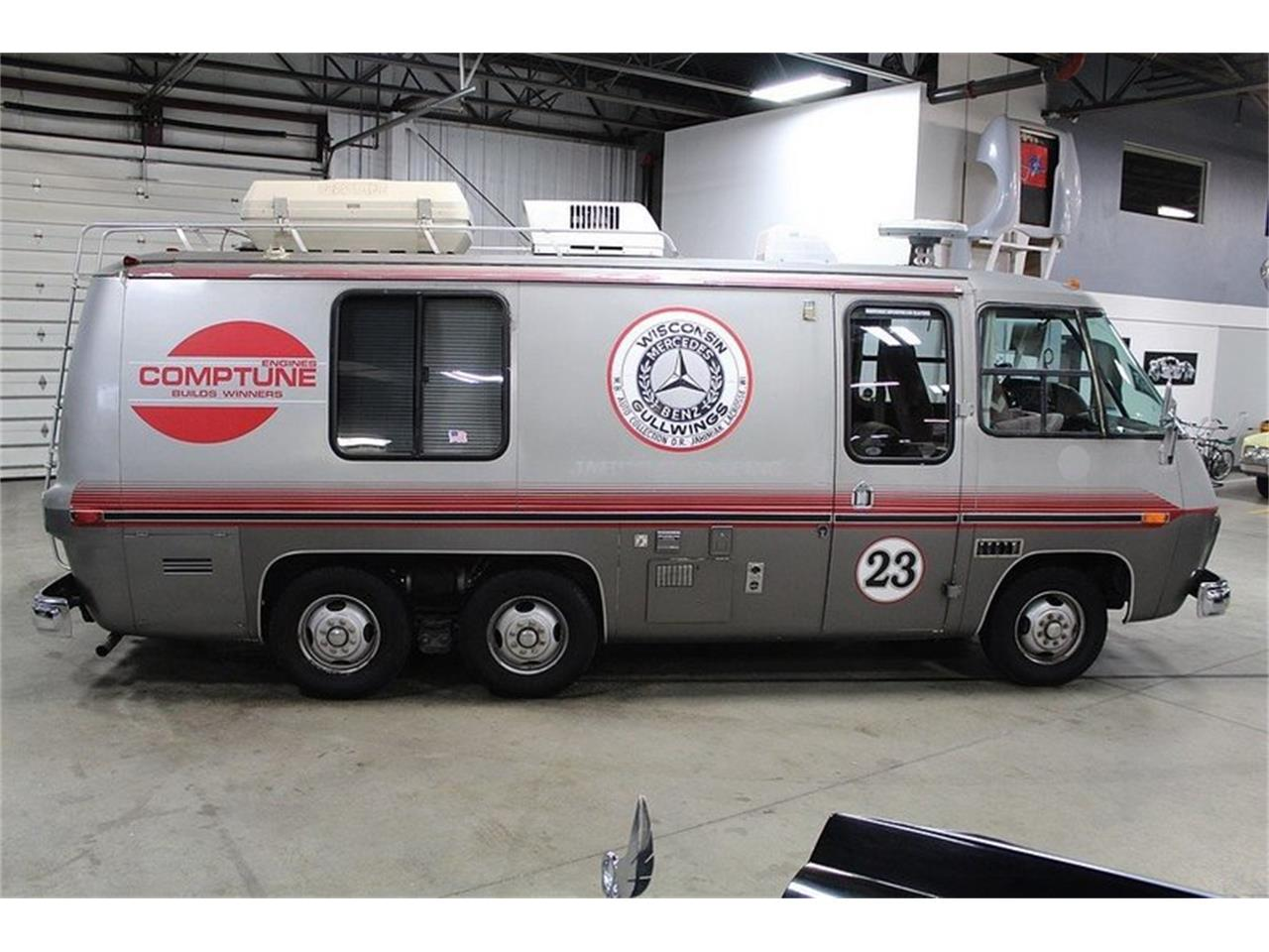 Large Picture of '77 Front Wheel Drive Motorhome - $22,900.00 - JAEN