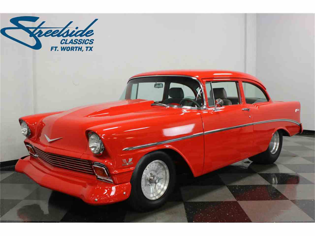 Large Picture of 1956 Chevrolet 210 located in Texas - JAEY