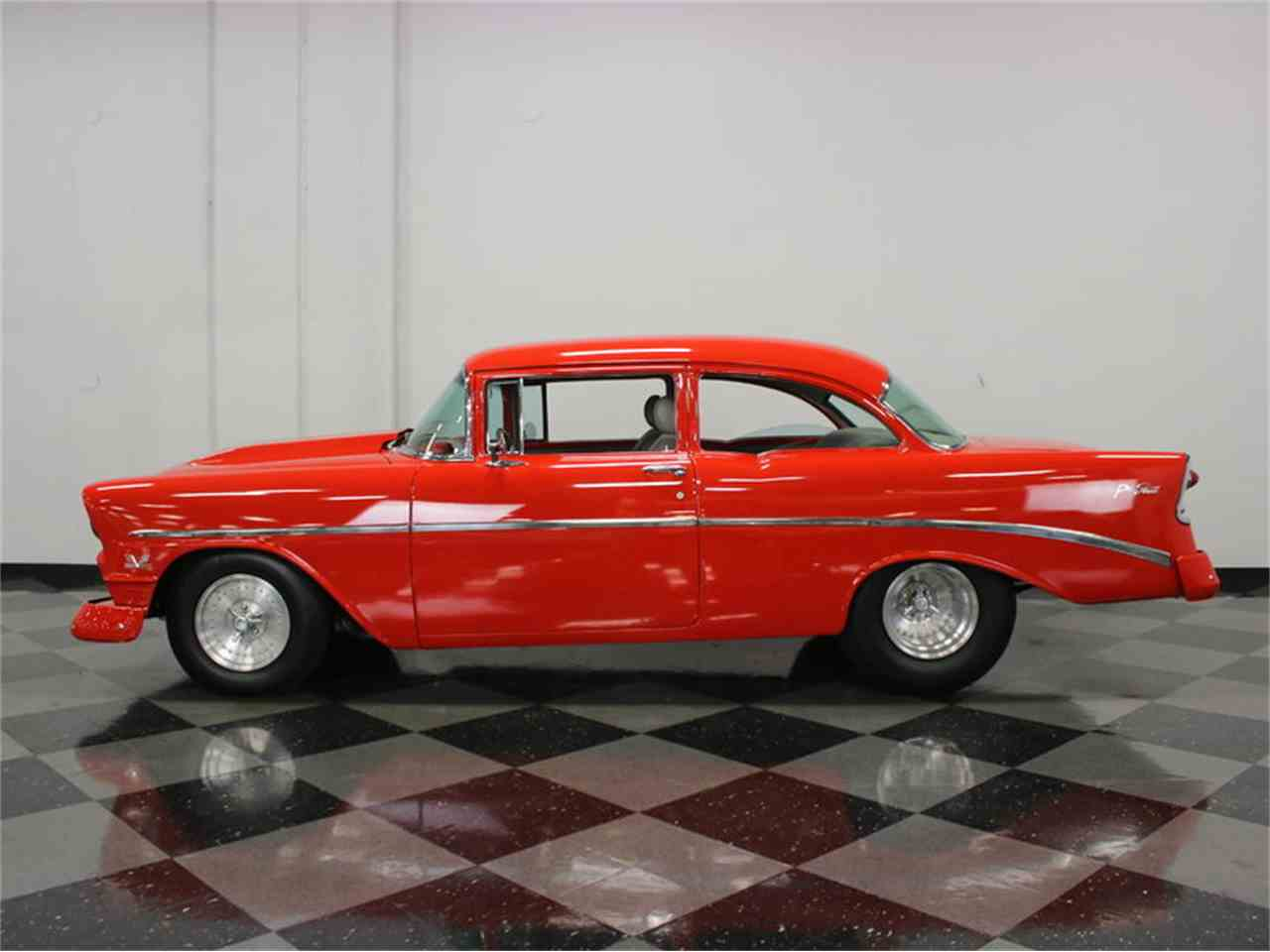 Large Picture of Classic 1956 210 Offered by Streetside Classics - Dallas / Fort Worth - JAEY