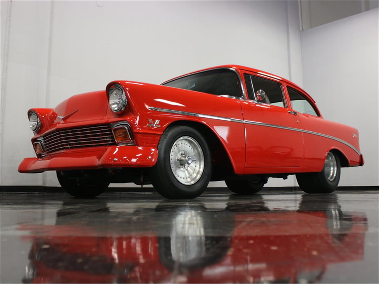 Large Picture of 1956 Chevrolet 210 located in Ft Worth Texas - JAEY