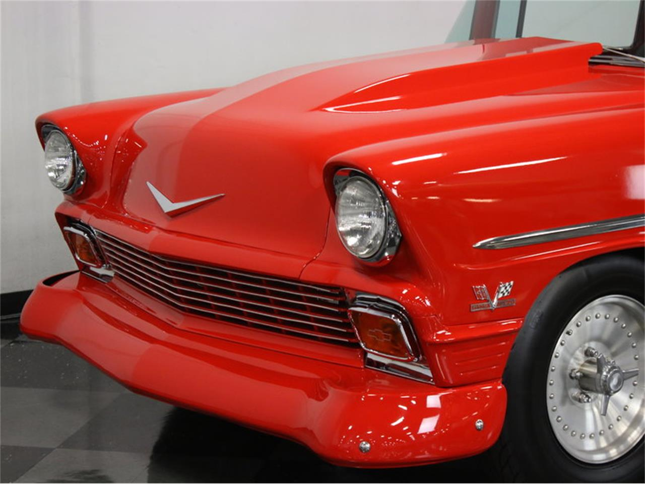 Large Picture of '56 210 located in Ft Worth Texas - $57,995.00 Offered by Streetside Classics - Dallas / Fort Worth - JAEY