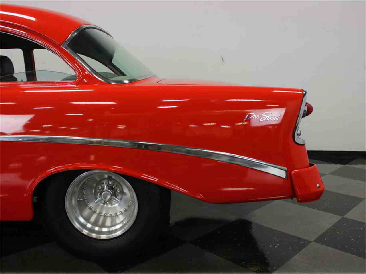 Large Picture of Classic 1956 Chevrolet 210 located in Texas - JAEY