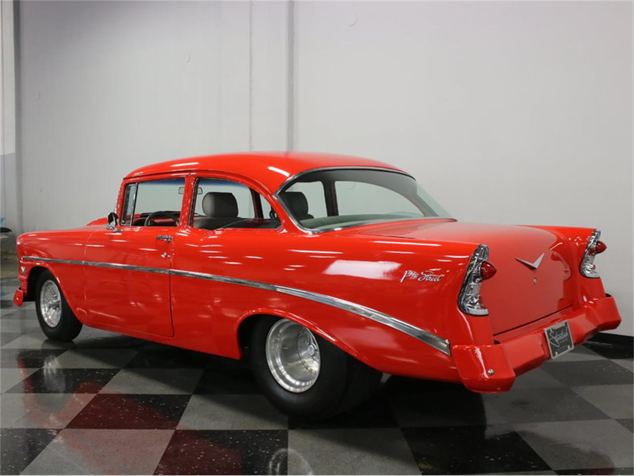 Large Picture of '56 Chevrolet 210 located in Texas - $57,995.00 Offered by Streetside Classics - Dallas / Fort Worth - JAEY