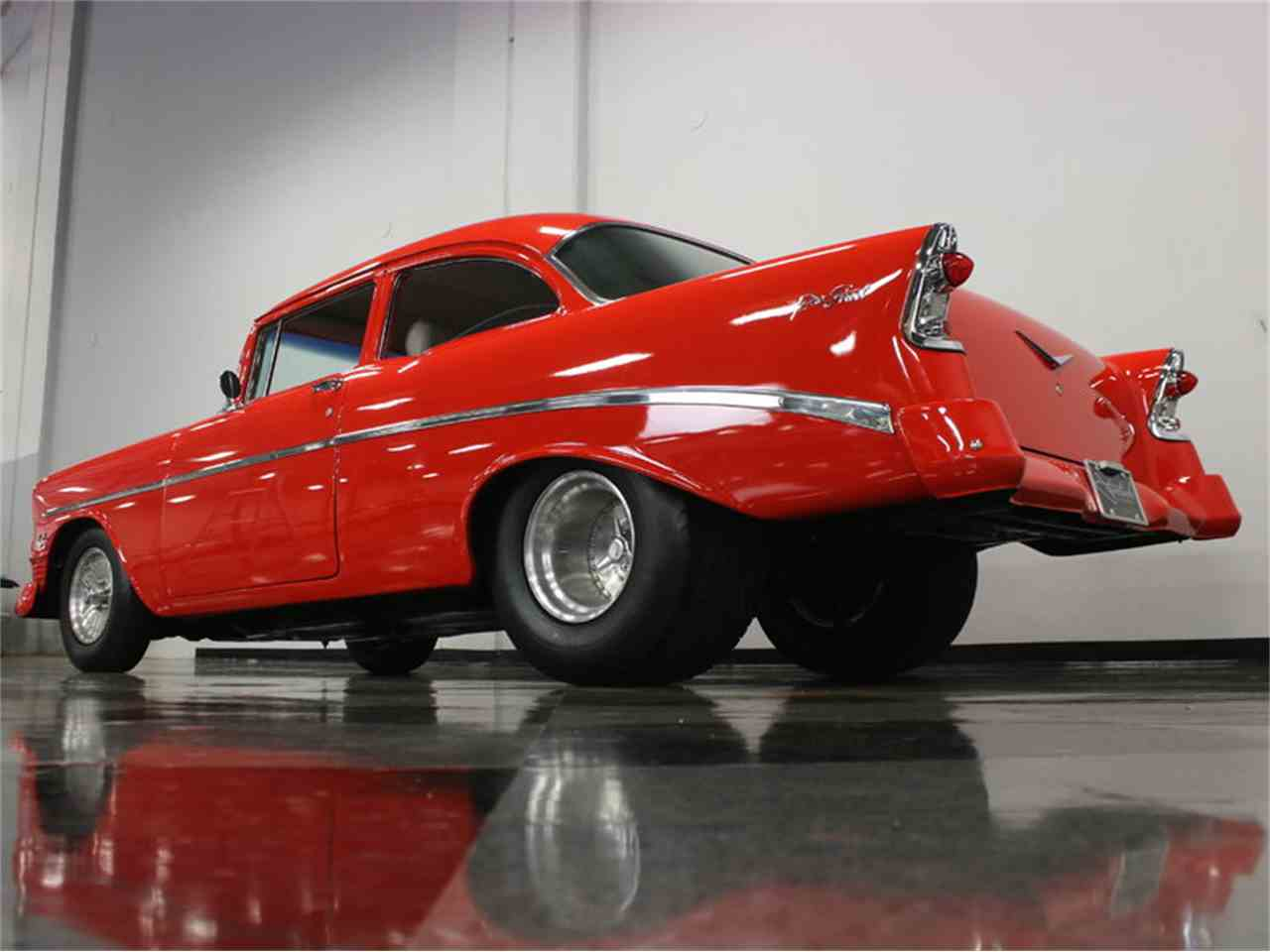 Large Picture of 1956 210 Offered by Streetside Classics - Dallas / Fort Worth - JAEY