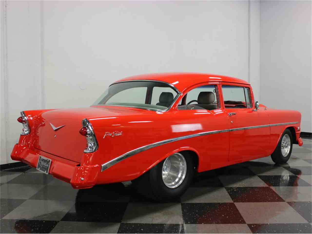 Large Picture of Classic 1956 Chevrolet 210 Offered by Streetside Classics - Dallas / Fort Worth - JAEY
