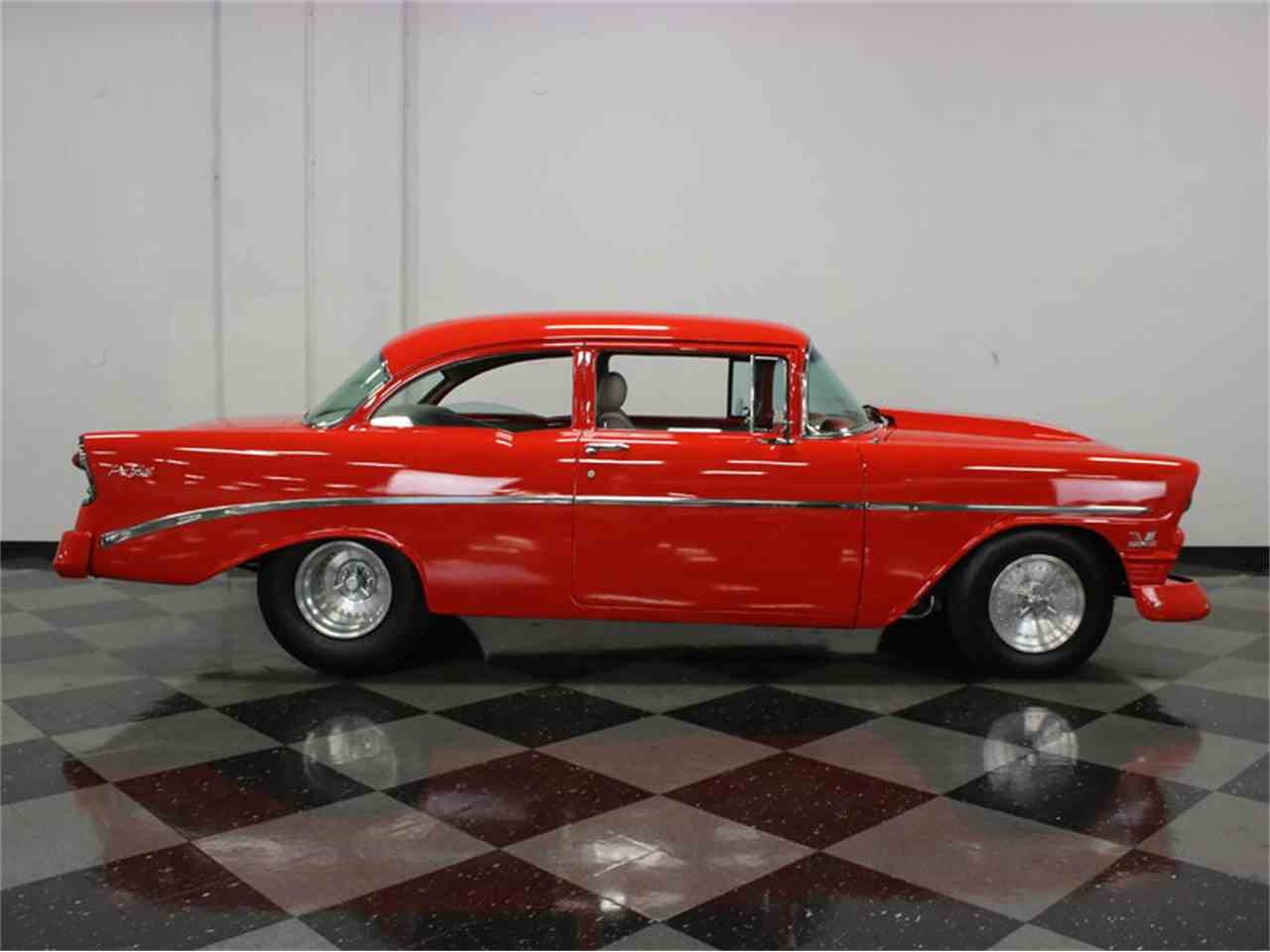 Large Picture of Classic 1956 Chevrolet 210 located in Ft Worth Texas - JAEY