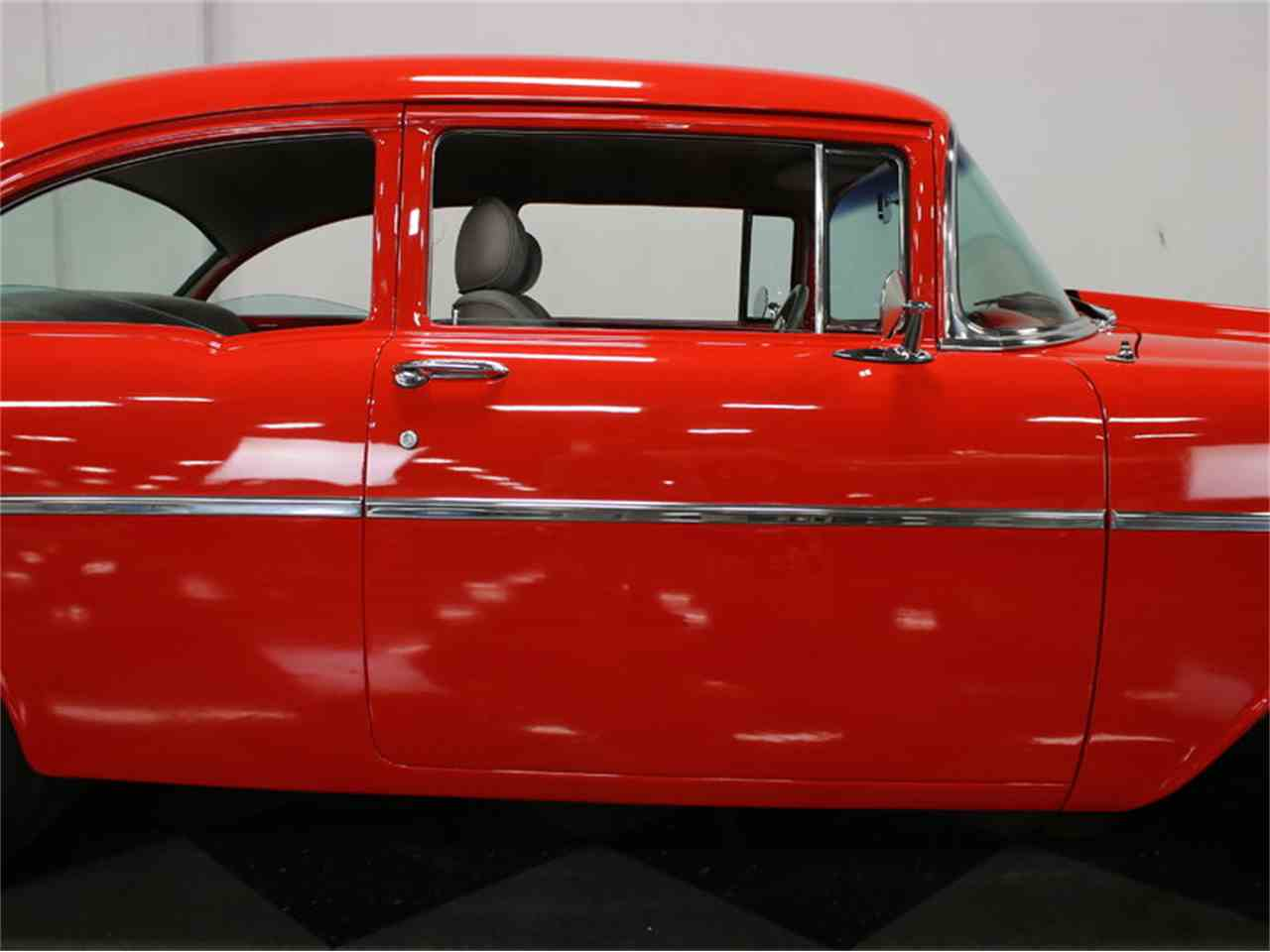 Large Picture of Classic '56 Chevrolet 210 located in Ft Worth Texas - $57,995.00 Offered by Streetside Classics - Dallas / Fort Worth - JAEY
