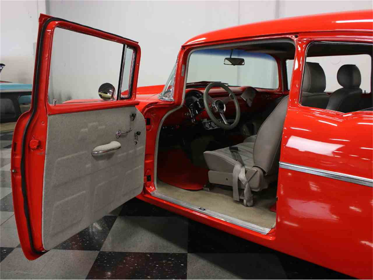 Large Picture of Classic '56 Chevrolet 210 located in Texas - $57,995.00 Offered by Streetside Classics - Dallas / Fort Worth - JAEY