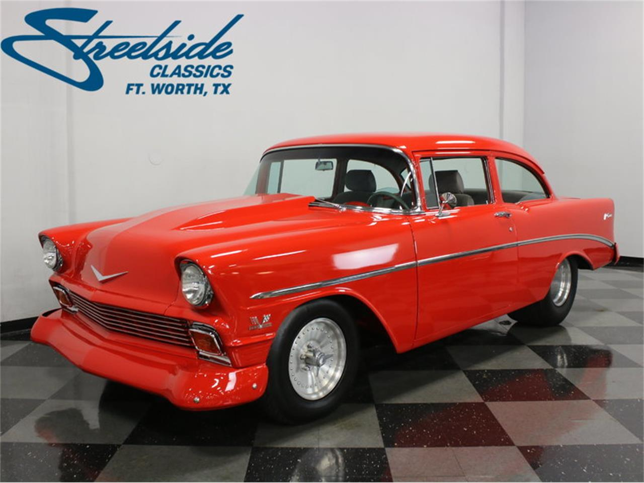 Large Picture of Classic '56 210 - $57,995.00 Offered by Streetside Classics - Dallas / Fort Worth - JAEY