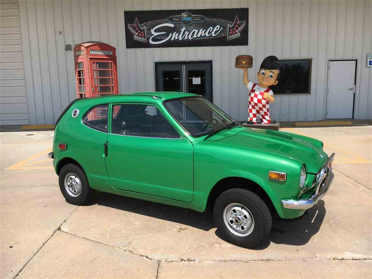 Large Picture of 1972 Honda 600 - JB9S
