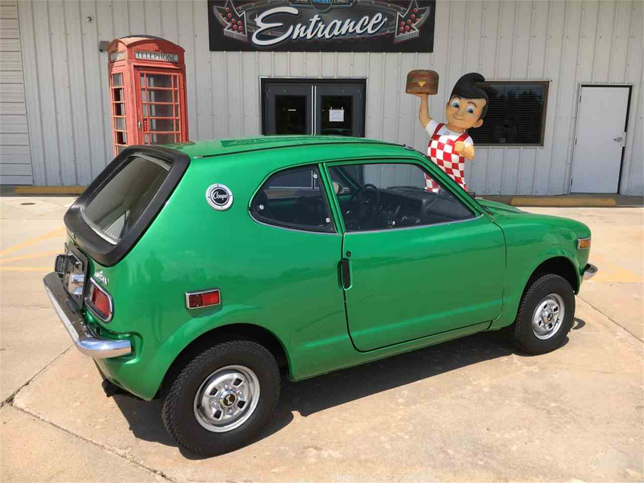 Large Picture of 1972 Honda 600 - $13,500.00 - JB9S