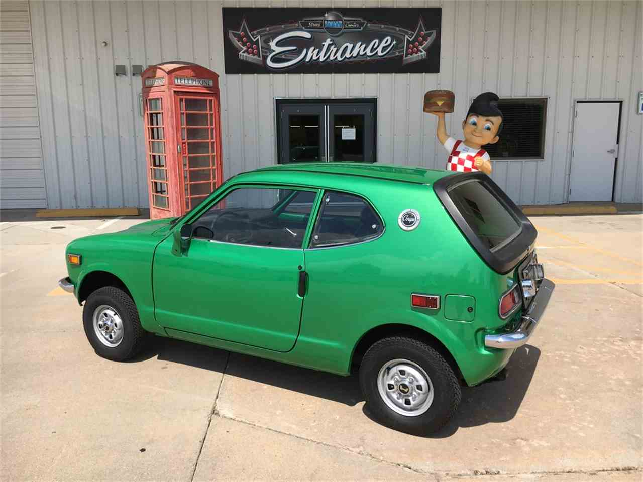 Large Picture of Classic 1972 Honda 600 - $13,500.00 Offered by Steel Affairs - JB9S