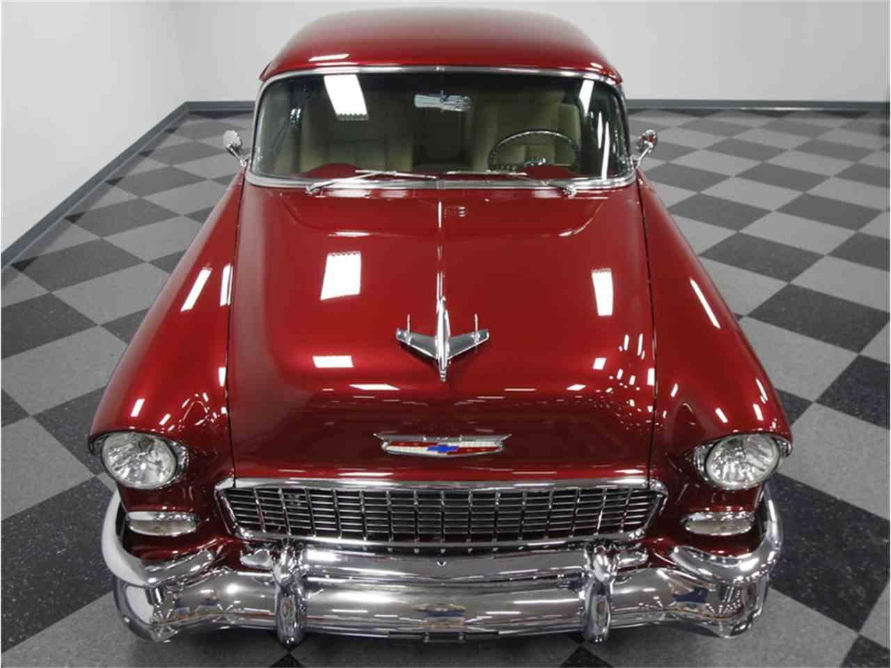 1955 Chevrolet Bel Air for Sale | ClassicCars.com | CC-901088