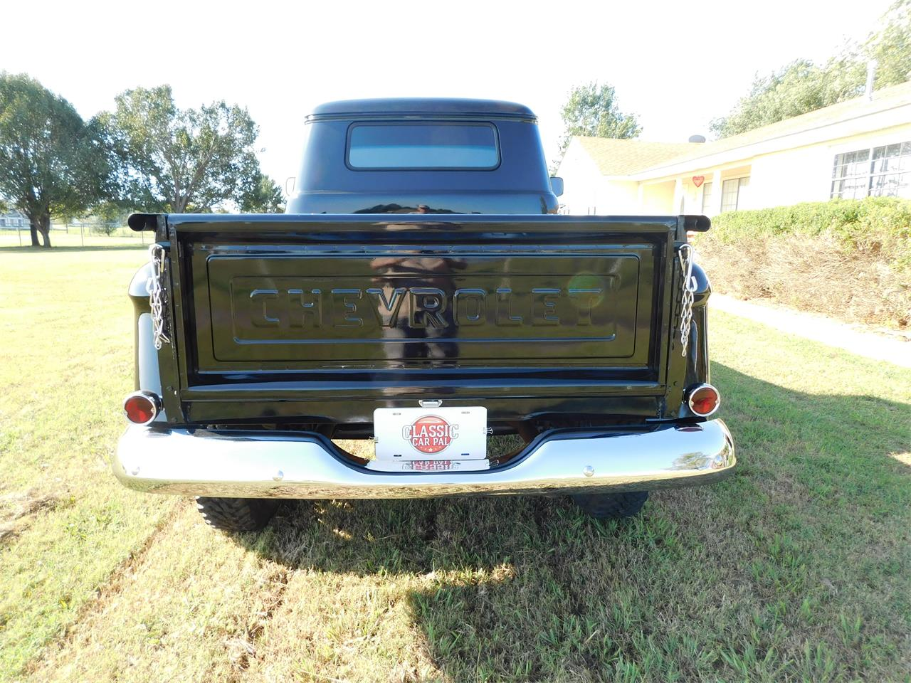 1957 Chevrolet Pickup 3100 Original Napco 4x4 Drive For Sale Chevy Truck Large Picture Of 57 Jaj5