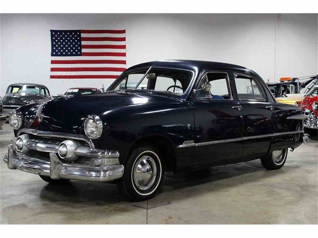 Large Picture of Classic 1951 Ford Sedan located in Michigan Offered by GR Auto Gallery - JBC9