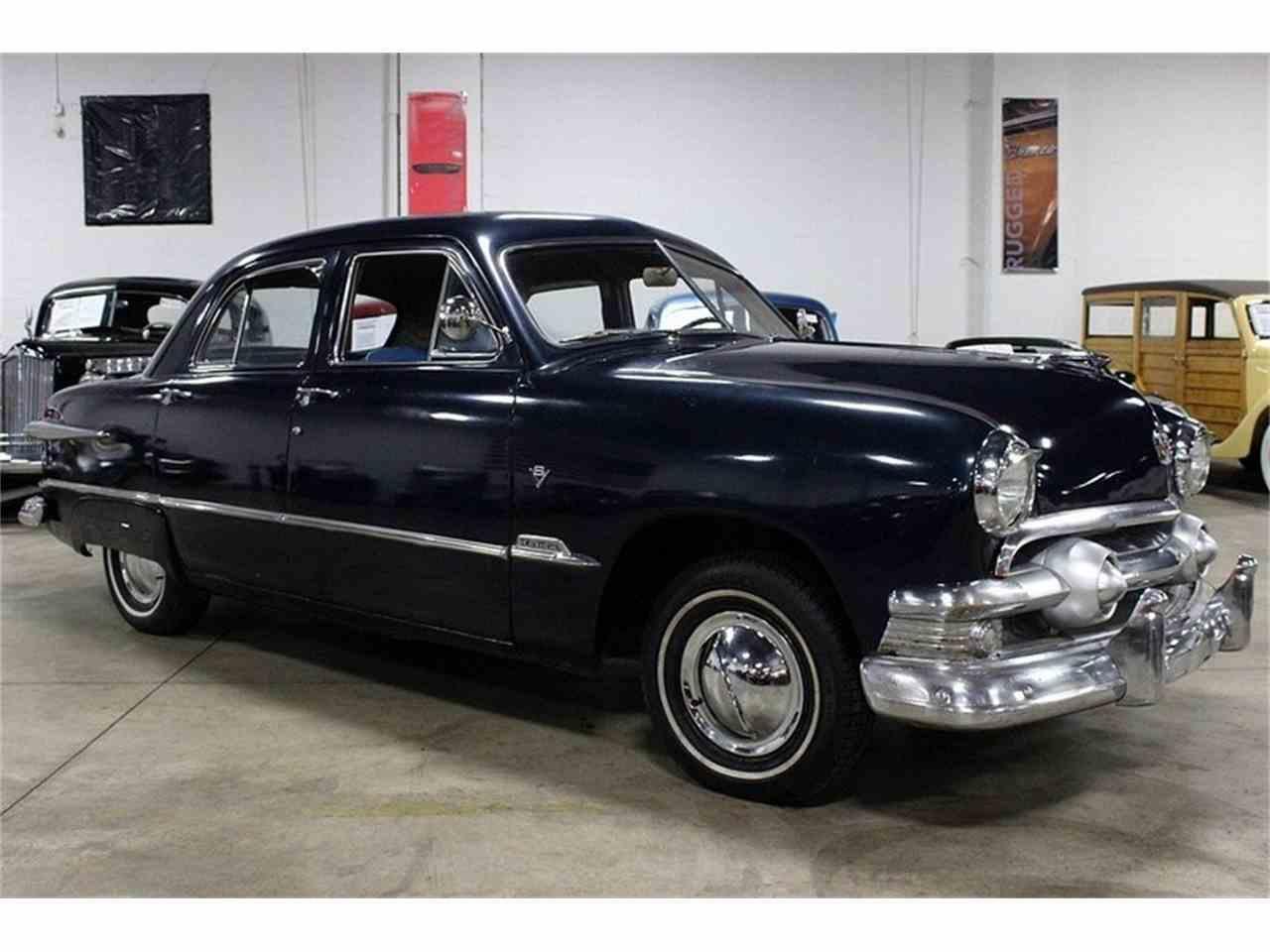 Large Picture of Classic 1951 Sedan located in Michigan - $6,900.00 - JBC9