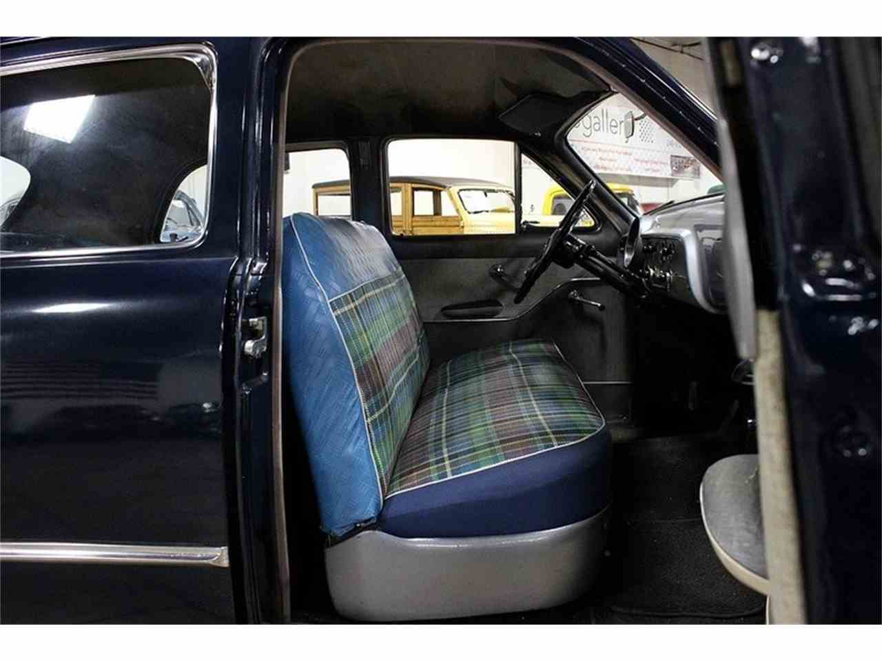 Large Picture of Classic 1951 Ford Sedan located in Michigan - $6,900.00 - JBC9