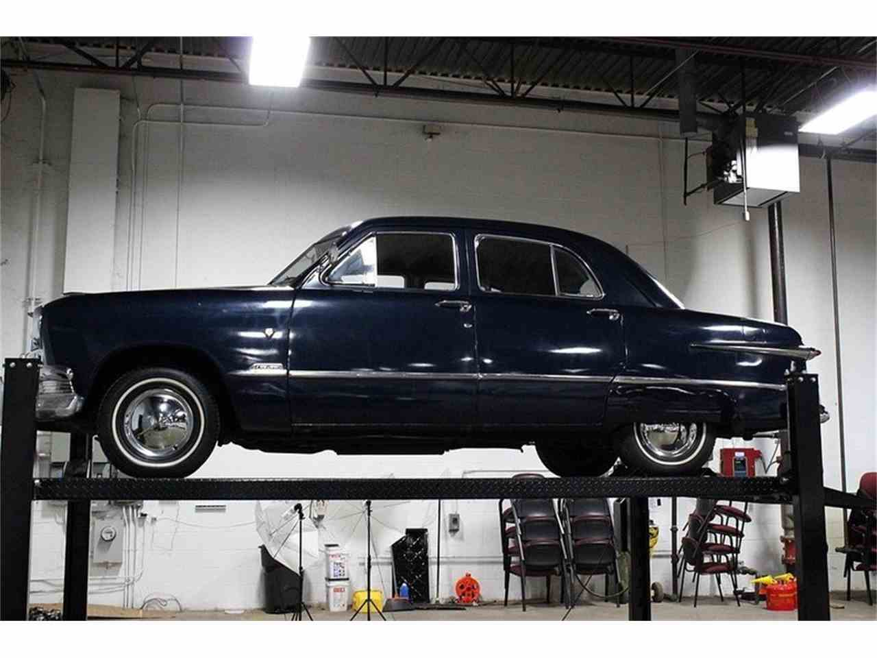 Large Picture of '51 Ford Sedan located in Kentwood Michigan - JBC9