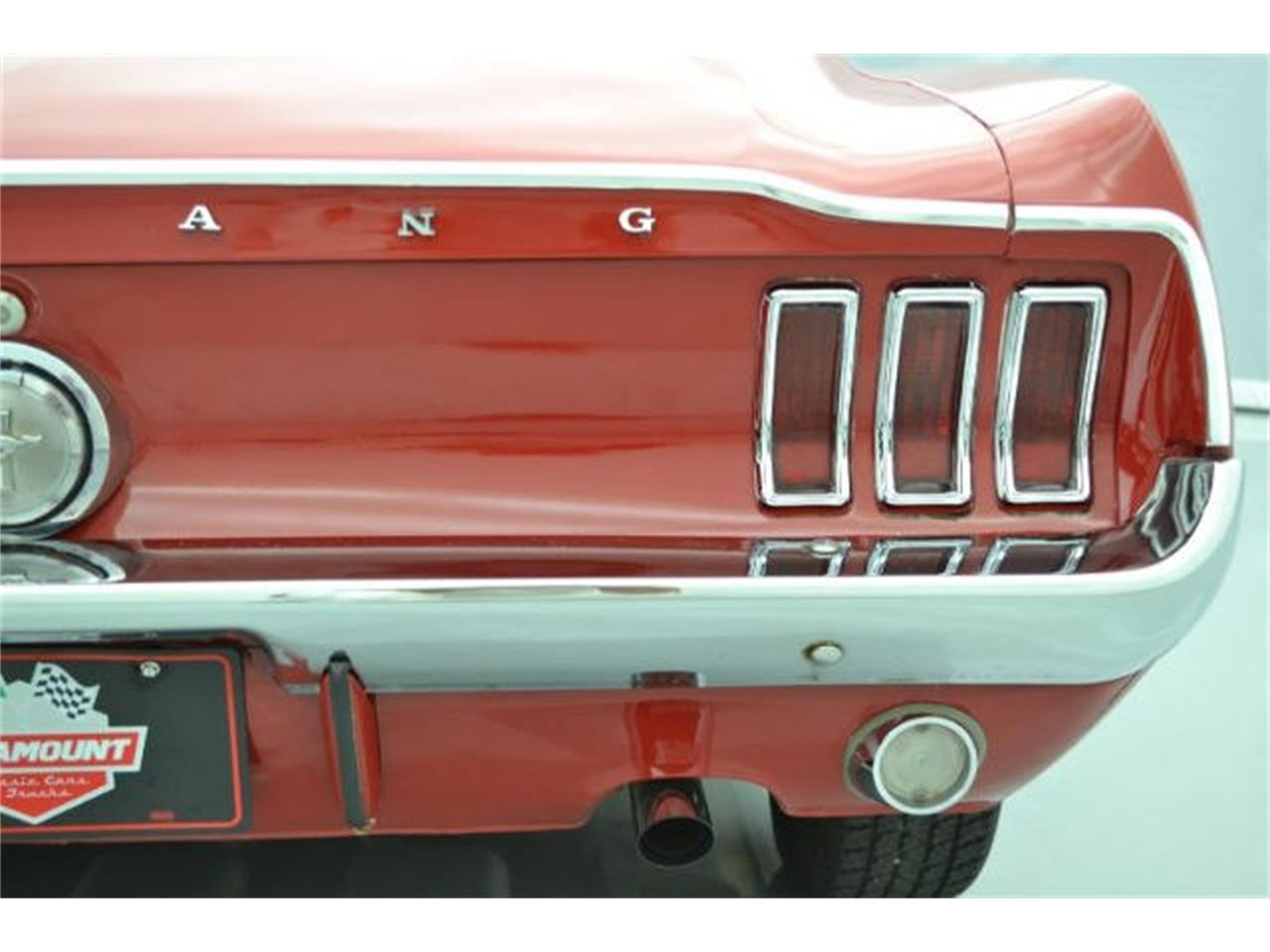 Large Picture of '67 Mustang - JBCL