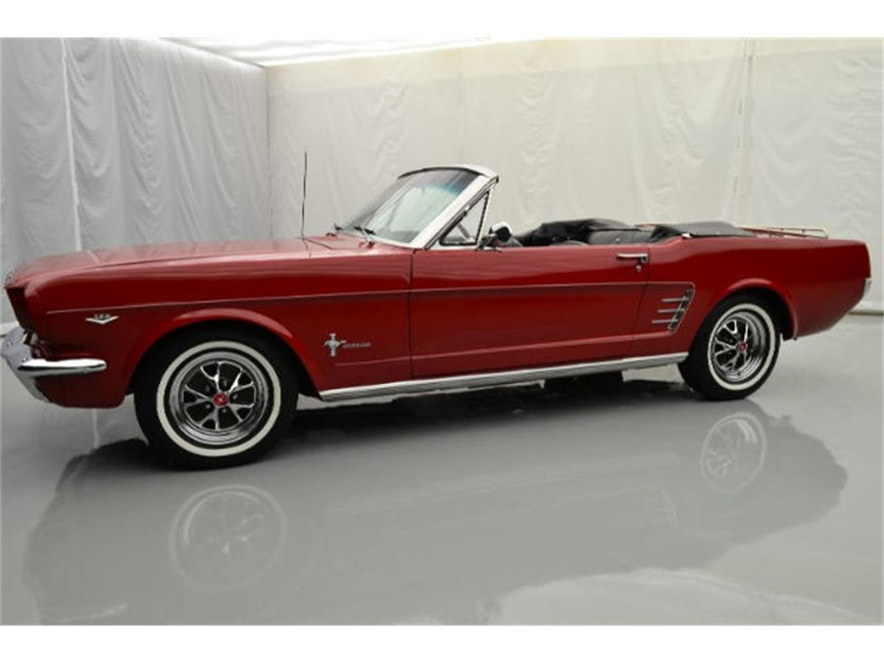 Large Picture of Classic '66 Mustang located in North Carolina Offered by Paramount Classic Car Store - JBCM