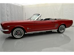 Picture of Classic '66 Mustang located in Hickory North Carolina - $39,995.00 Offered by Paramount Classic Car Store - JBCM