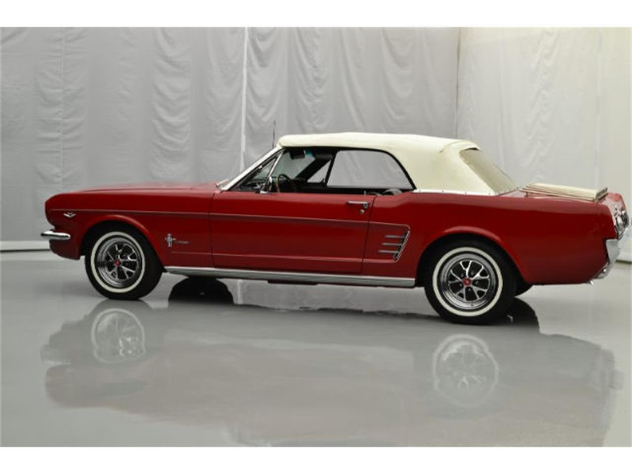 Large Picture of 1966 Mustang located in North Carolina - $39,995.00 Offered by Paramount Classic Car Store - JBCM