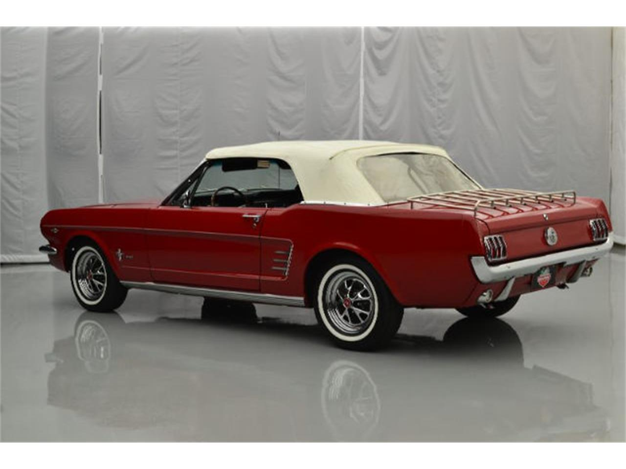 Large Picture of Classic 1966 Ford Mustang - $39,995.00 Offered by Paramount Classic Car Store - JBCM