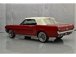 Picture of '66 Ford Mustang Offered by Paramount Classic Car Store - JBCM
